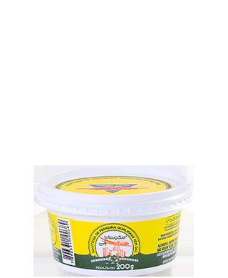 Manteiga em pote sem sal